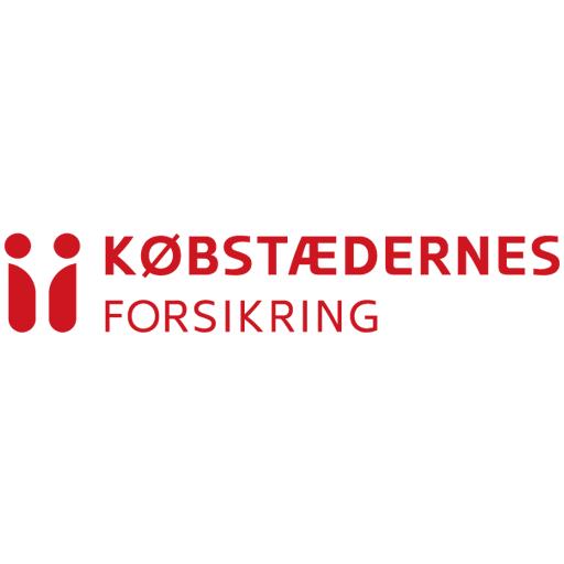Købstedernes forsikring logo