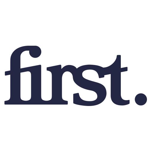 First forsikring logo