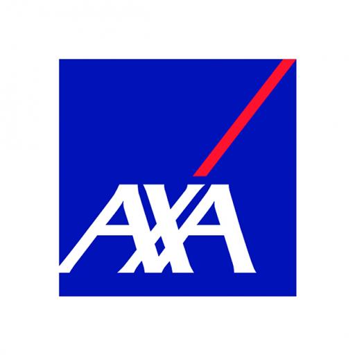 axa forsikring logo