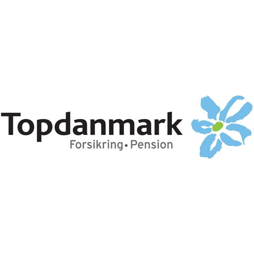 Top Danmark forsikring logo