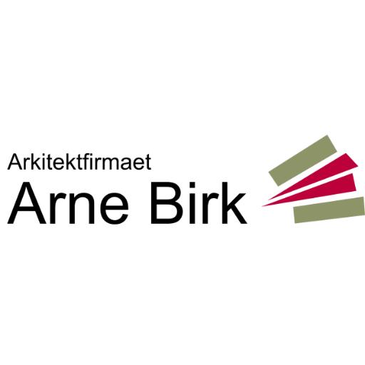 Arkitektfirmaet Arne Birk Logo